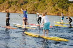 Swim, fish, kayak, canoe, or SUP along the meandering Touws River