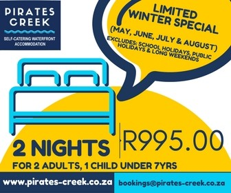 winter special pirates creek 2017