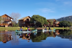 CanoesNo16&18PiratesCreekAccommodation