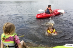 Canoe-fun-pirates-creek-accommodation