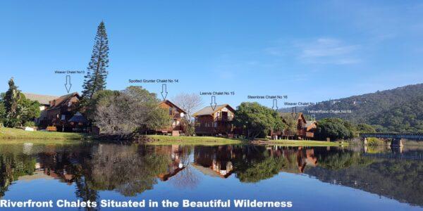 Pirates-Creek Wilderness accommodation